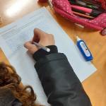 Εργαστήρι Δημιουργικής Γραφής στο Γυμνάσιο Νεάπολης