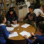 Όταν οι Μικροί Συγγραφείς της Δ' και Στ' τάξης του 37ου Δημοτικού Σχολείου Θεσσαλονίκης έπιασαν τα μολύβια..