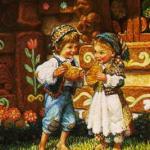 Φθινοπωρινά απογεύματα με τους Αδερφούς Γκριμ